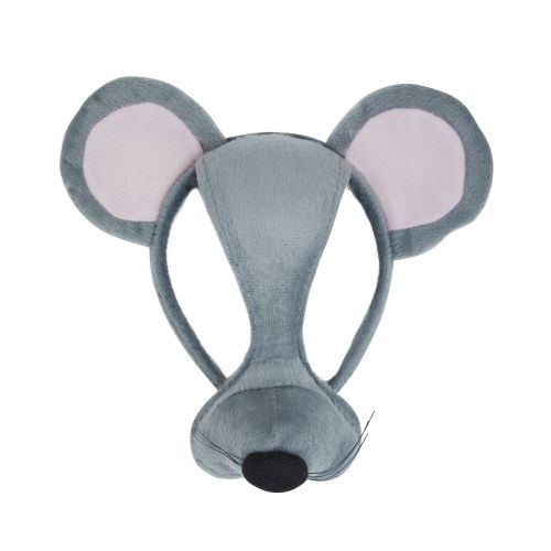 Mouse + Sound Eyemask Animal Creature Mickey Danger Mighty Fancy Dress